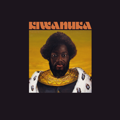 "Cover des Albums ""Kiwanuka"" von Michael Kiwanuka"