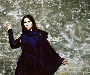 PJ Harvey in sechs Songs