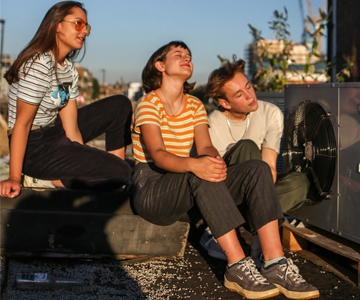 "The Orielles – ""Come Down On Jupiter"""