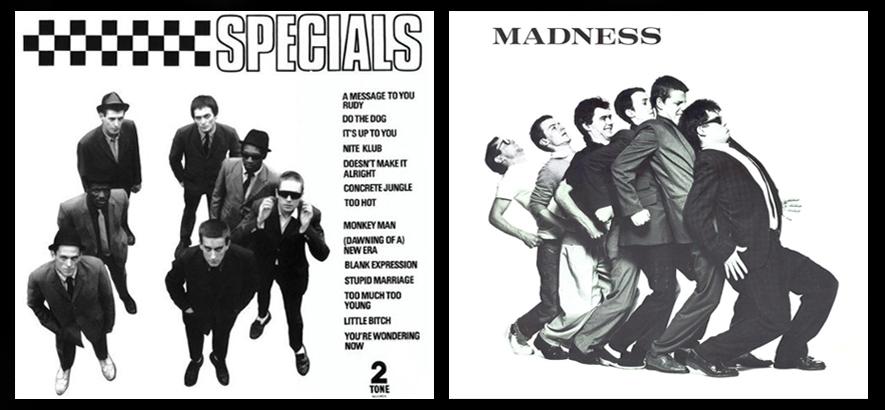 Die Debütalben von Madness und The Specials werden 40 Jahre alt