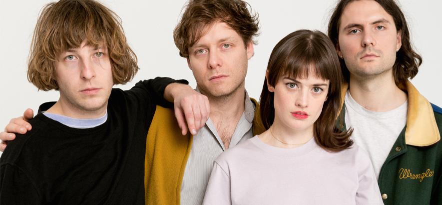 """Die kanadische Band Tops, deren Single """"Seven Minutes"""" heute unser Track des Tages ist."""