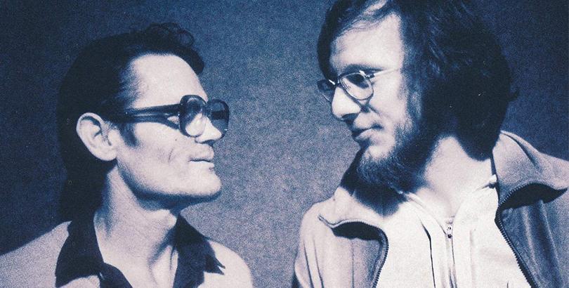 """Chet Baker & Wolfgang Lackerschmid, deren Version von """"Blue Bossa"""" heute unser Track des Tages ist."""