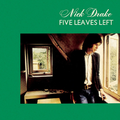 "Cover des Albums ""Five Leaves Left"" von Nick Drake"