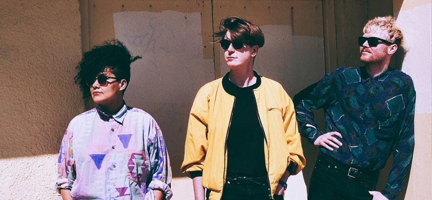 Initiative zeigen: Post-Punk-Trio Shopping mit neuer Single