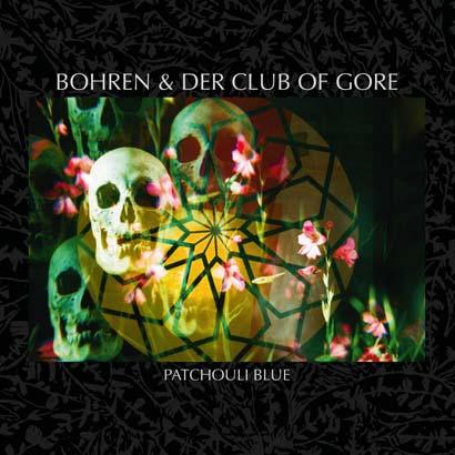 """Cover des Albums """"Patchouli Blue"""" von Bohren & der Club of Gore"""