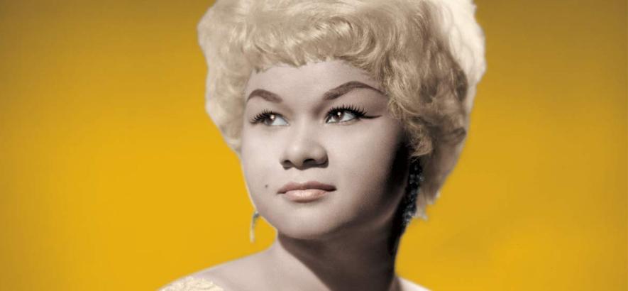 """Die Sängerin Etta James, deren Version von """"Sookie Sookie"""" heute unser Track des Tages ist. Don Covay, der Komponist des R&B-Stücks voller Anspielungen ist heute vor fünf Jahren gestorben."""