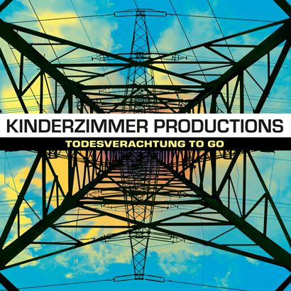 """Cover des Albums """"Todesverachtung To Go"""" von Kinderzimmer Productions"""