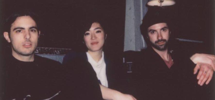 """Die New Yorker Band Peel Dream Magazine, deren kaputter Pop-Song """"Pill"""" heute unser Track des Tages ist."""