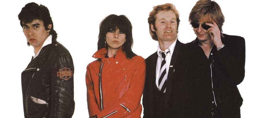 """Die Band The Pretenders, deren Debütalbum heute 40 Jahre alt wird. Der Song """"Private Life"""" daraus bewegt sich zwischen New Wave und Reggae und ist heute unser Track des Tages."""