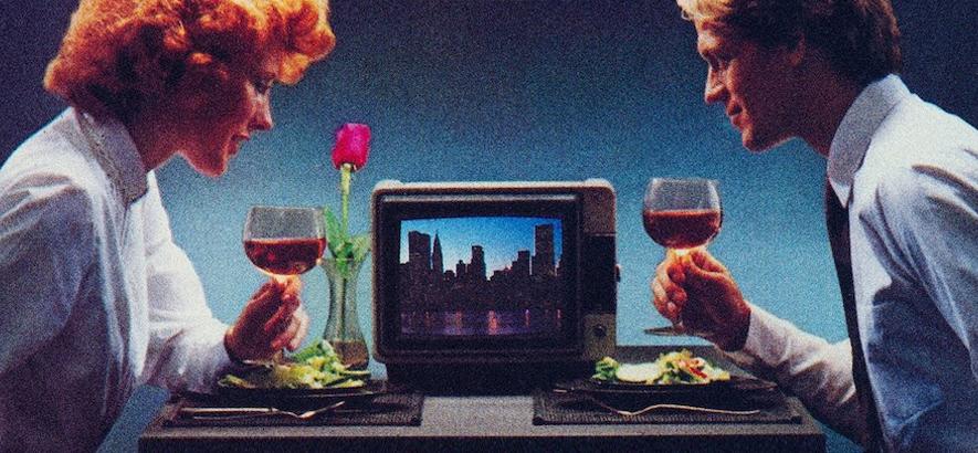 """Cover der Single """"I Want You So Bad"""" von Orion. Der kaputte Synthwave-Sound des Tracks lässt sich als """"Dysto-Disco"""" beschreiben."""