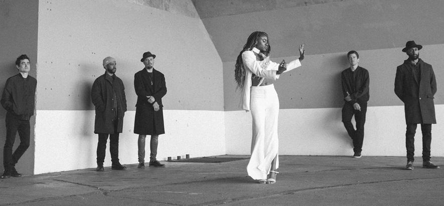 "Die Band The Seshen, deren elektronischer Soul-Song ""Take It All Away"" heute unser Track des Tages ist."