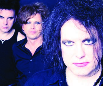 "Vor dem Goth-Image: ""Jumping Someone Else's Train"" von The Cure"