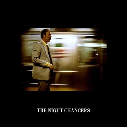 """Bild des Albumcovers """"The Night Chancers"""" von Baxter Dury"""