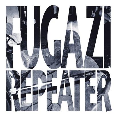 "Bild des Albumcovers ""Repeater"" von Fugazi"