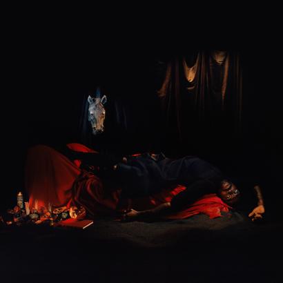 "Bild des Albumcovers ""I Grow Tired But Dare Not Fall Asleep"" von Ghostpoet"