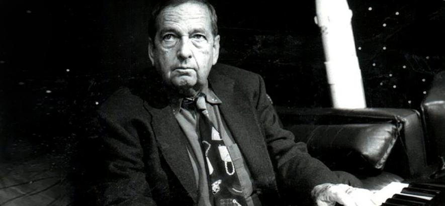 Bild des deutschen Filmmusik-Komponisten Peter Thomas, der im Alter von 94 Jahren gestorben ist.