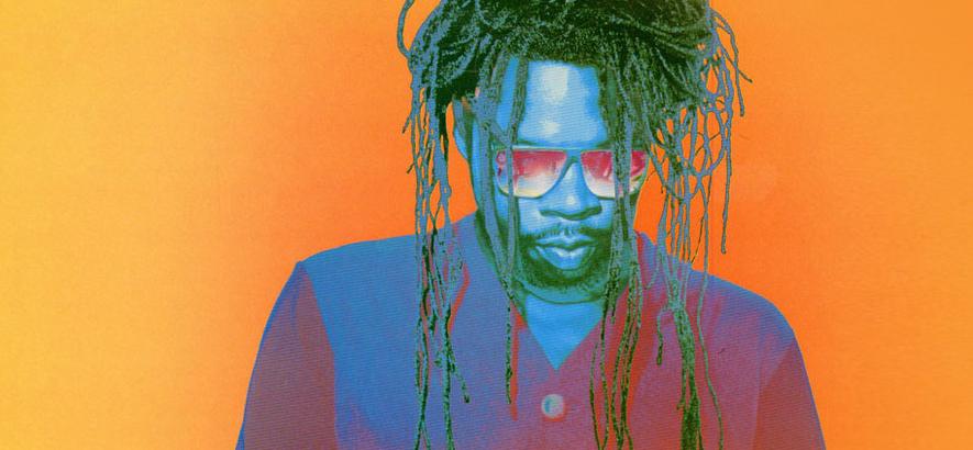 """Jazzie B, Soul-II-Soul-Gründer aus London. Dieser Beat, der Stücke wie """"Missing You"""" antreibt, war prägend für den R&B der frühen 90er."""