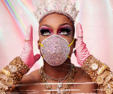 "Privattrainer und ""Quarantine Queen"": Todrick Hall"