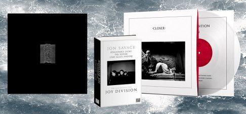 Joy-Division-Themenwoche: Wir verlosen LPs, CDs und Bücher