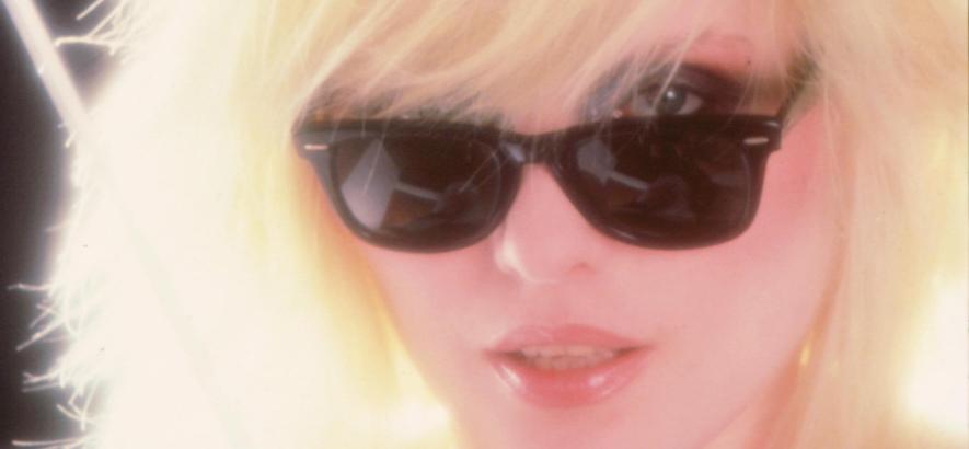 """Deborah Harry, Sängerin von Blondie. Als erste Rap-Single erreichte ihr Song """"Rapture"""" die Spitze der US-Charts."""