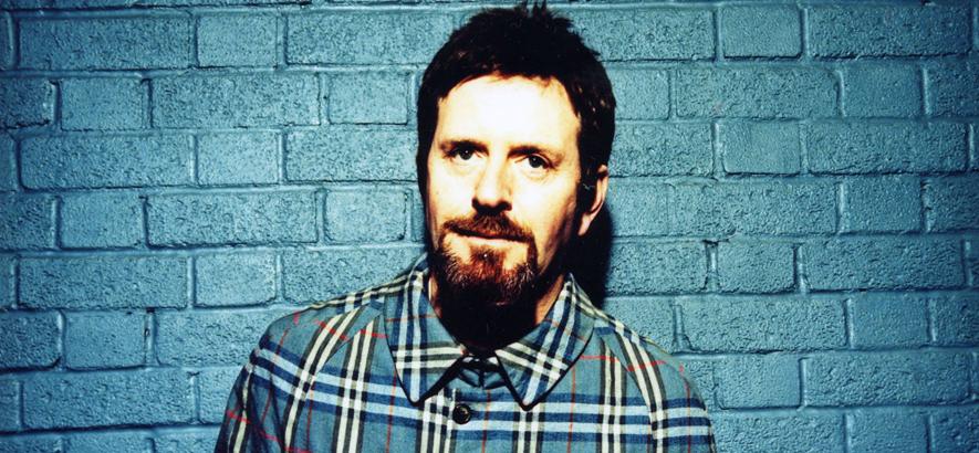 """Green Gartside. Als hypnagogischer Folk kommt sein Anne-Briggs-Cover """"Tangled Man"""" daher."""