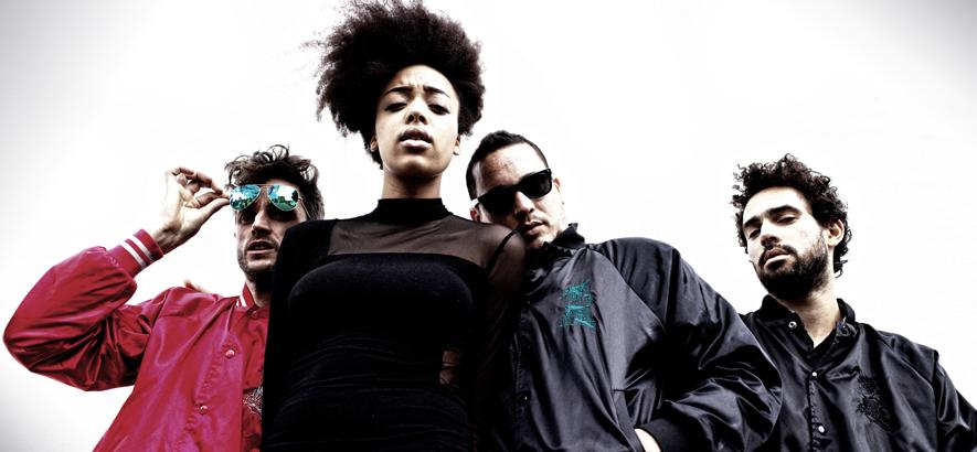 """Die Londoner Band The Hempolics. Mit Songs wie """"Play On"""" haben sie die gute Seite der Charts im Auge."""