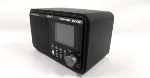 Neu im ByteFM Shop: Digitalradio Albrecht DR 490 (Verlosung)