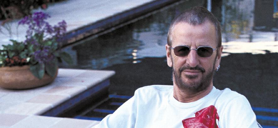 Im Garten eines Kraken: Ringo Starr wird 80