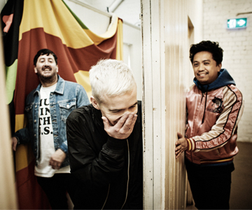 "The Avalanches: Neue Singles ""Wherever You Go"" und ""Reflecting Light"""