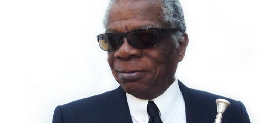 Foto von Eddie Gale. Der US-amerikanische Jazz-Trompeter ist im Alter von 78 Jahren gestorben.