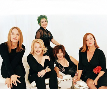 "The Go-Go's kündigen neuen Song ""Club Zero"" an"