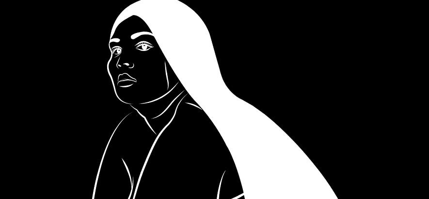 Illustration der Künstlerin Lizzo für unseren digitalen Streaming-Folder, der die besten Konzert-Streams 2020 listet