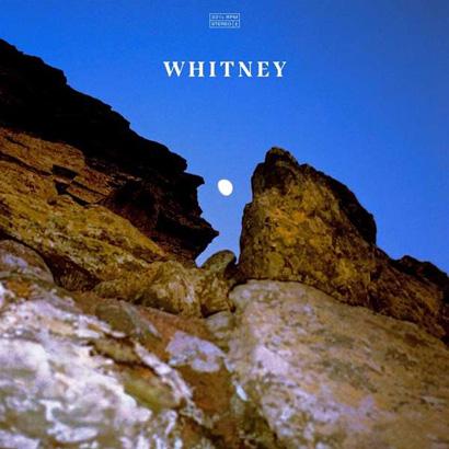 """Bild des Albumcovers """"Candid"""" von Whitney, das ByteFM Album der Woche ist."""