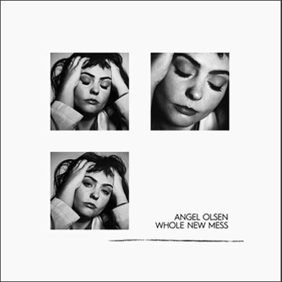 """Bild des Albumcovers """"Whole New Mess"""" von Angel Olsen, das ByteFM Album der Woche ist."""