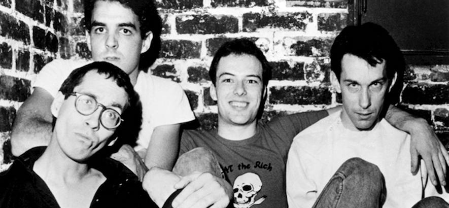 """Foto der band Dead Kennedys, deren Song """"California Über Alles"""" unser Track des Tages ist"""