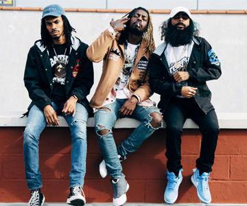 "Morbide Röntgenbilder: Flatbush Zombies' Track ""Afterlife"""