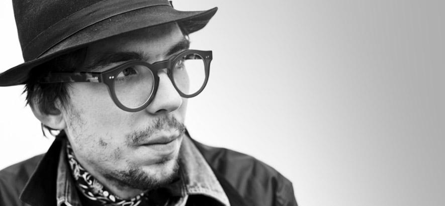 Foto von US-Singer-Songwriter Justin Townes Earle, der im Alter von 38 Jahren gestorben ist.