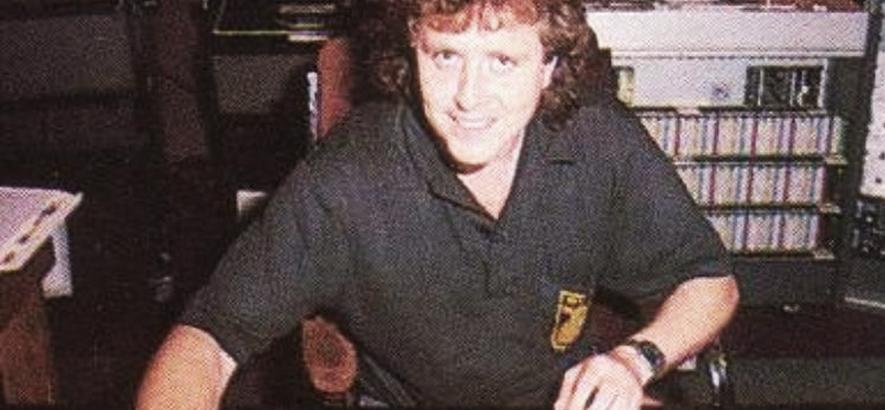 Bild des britischen Musikproduzenten Martin Birch, der im Alter von 71 Jahren gestorben ist.