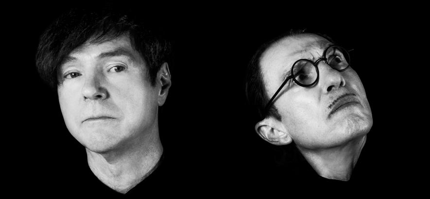 Die Band Sparks: Die Gebrüder Ron und Russell Mael sind verrückte Wissenschaftler des Pop.
