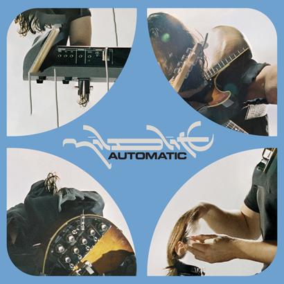 """Bild des Albumcovers von """"Automatic"""" von Mildlife, das unser ByteFM Album der Woche ist."""