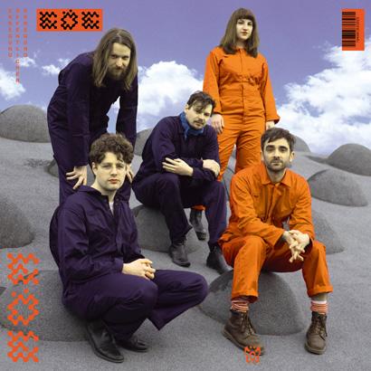 Bild des Debütalbums von Erregung Öffentlicher Erregung, das ByteFM Album der Woche ist.