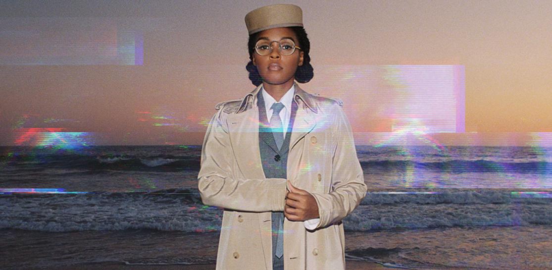 """Bild von Janelle Monáe, die eine neue Single mit dem Titel """"Turntables"""" veröffentlicht hat."""