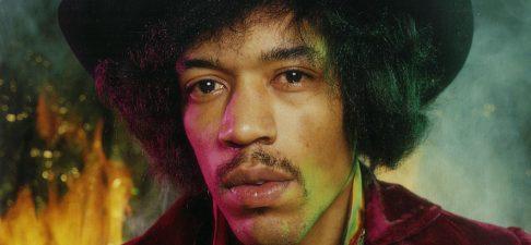 Die Gitarre als Allzweckwaffe: Jimi Hendrix starb vor 50 Jahren