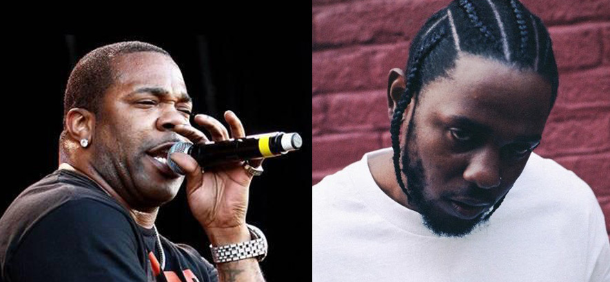 """""""Look Over Your Shoulder"""": Neuer Track von Busta Rhymes feat. Kendrick Lamar"""