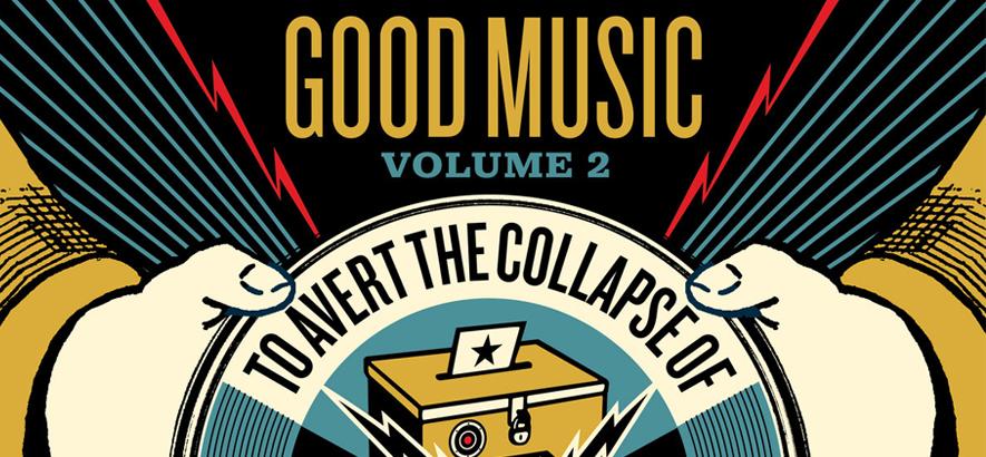 Benefiz-Sampler mit unveröffentlichten Tracks von John Prine, Guided By Voices, Feist und vielen mehr