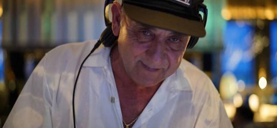 "Foto des Ibiza-DJs José Padilla, Gründer der Compilation-Reihe ""Café Del Mar""."