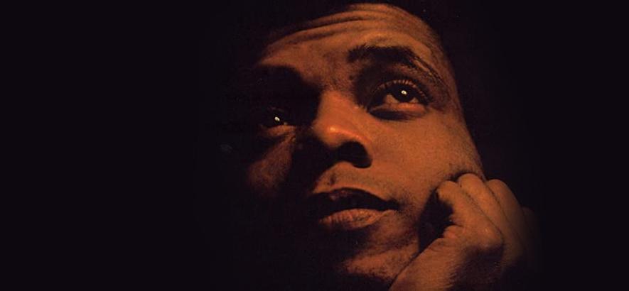 """Reggae- und Soul-Sänger Johnny Nash auf dem Plattencover von """"I Can See Clearly Now"""" (1972)"""