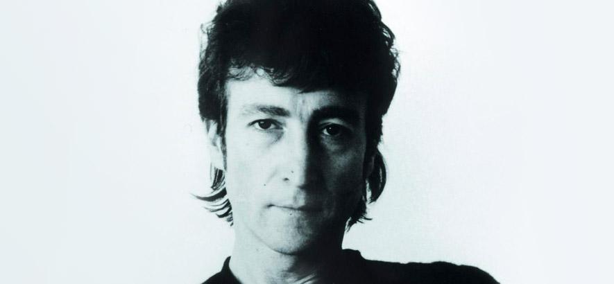 Foto von John Lennon. Das Gründungsmitglied von The Beatles wäre am 9. Oktober 2020 80 Jahre alt geworden.
