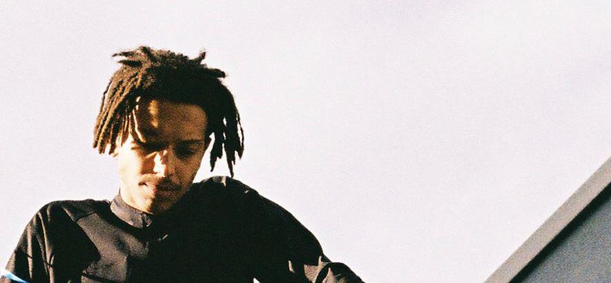 """Foto des Rappers Negroman aus Mainz, dessen Track """"Rugrats""""heute unser Track des Tages ist."""