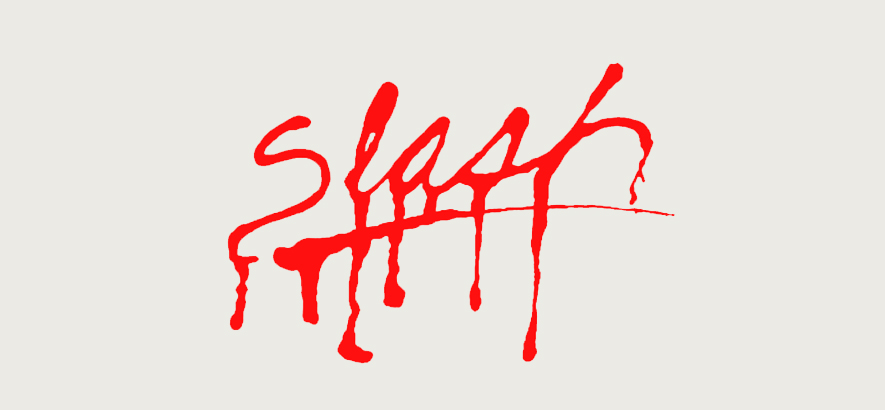 Logo des kalifornischen Labels Slash Records, dessen Gründer Bob Biggs im Alter von 74 Jahren gestorben ist.